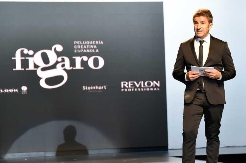 Premios de la Peluquería Española 2016 entregados por el Club Fígaro y patrocinados por Revlon Professional