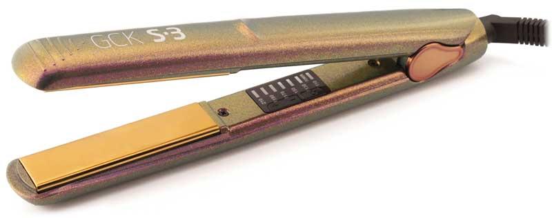 Sunset Golden, el nuevo diseño de las planchas GCK S·3