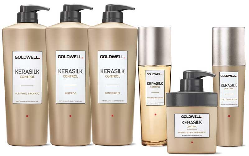 Ritual de belleza Kerasilk smooth de la linea Kerasilk Control de Goldwell