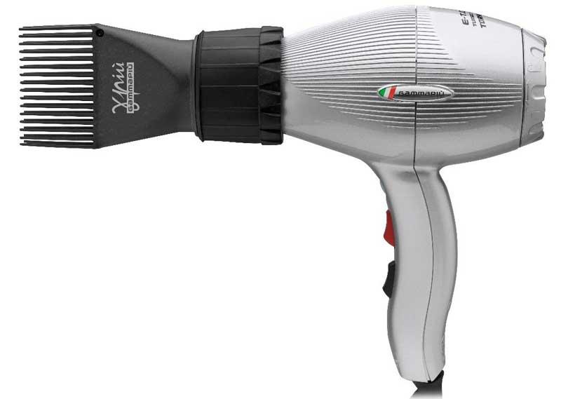 Gamma Più presenta Nozzle Comb, la primera boquilla con peine para secador