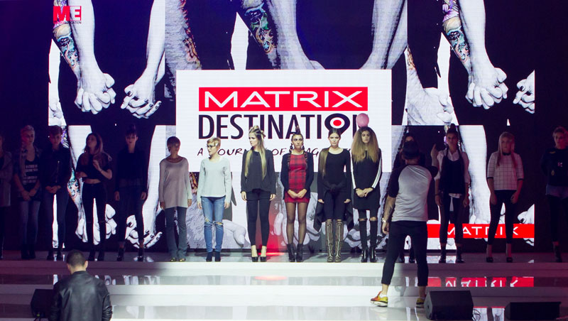 Matrix mira al futuro en su evento más internacional