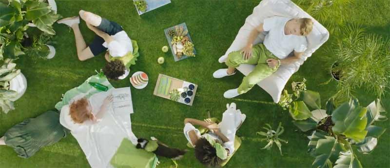 Greenery, el verde hierba elegido color Pantone 2017