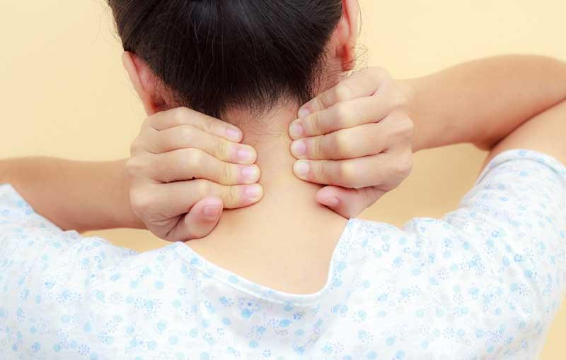 Riesgos posturales en la peluquería