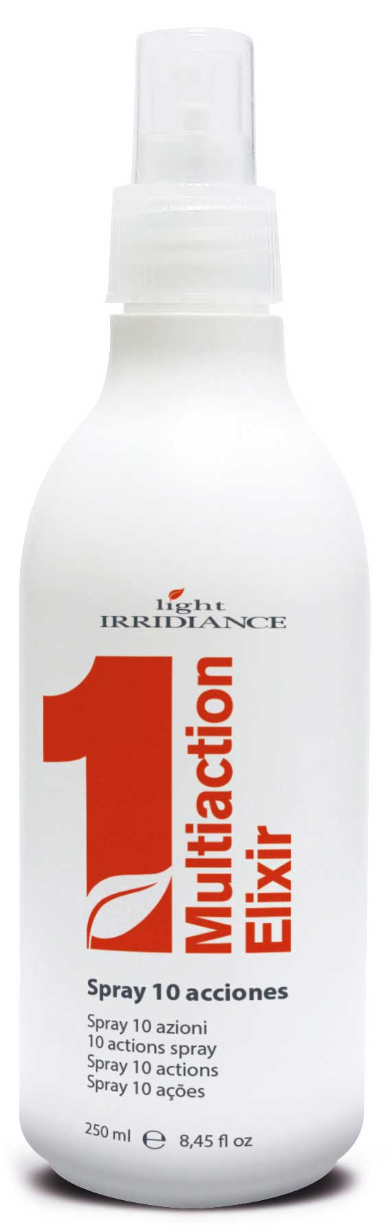 Multiaction Elixir 10 en 1 de Light Irridiance