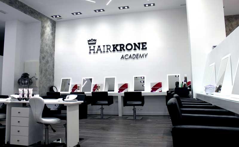 Hairkrone, cliente de Wella, inaugura su primera academia de formación