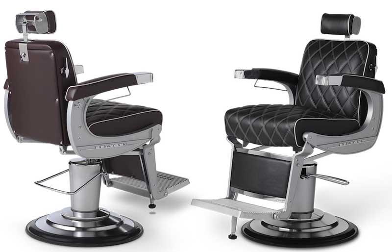 nueva dimensión con el sillón de barbero Apollo 2 Icon de Takara Belmont