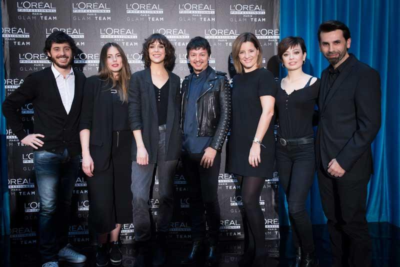 L'Oréal Professionnel volvió a poner su granito de arena en los Premios Feroz desde el backstage