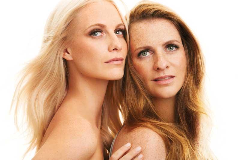 Poppy y Chloe Delevingne nuevas embajadoras de System Professional