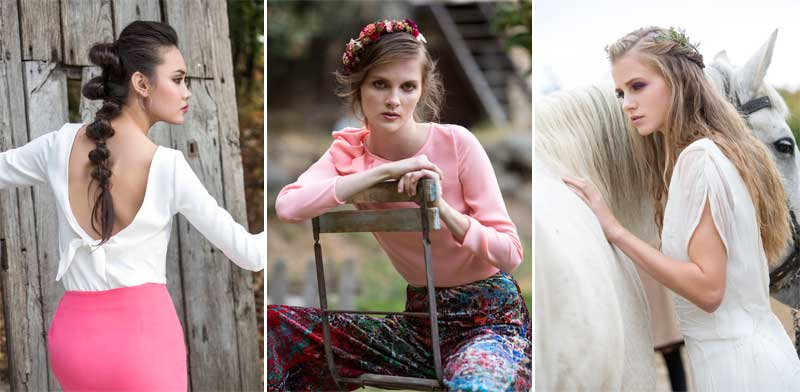 L'Oréal Professionnel se inspira en la naturaleza para su nueva colección de novias