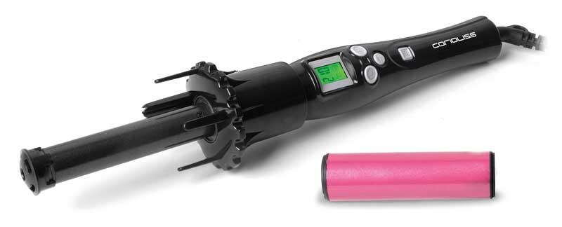 Rizos más fáciles que nunca con el nuevo rizador automático Spin Curler de Corioliss