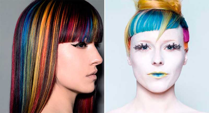 segunda edición de la Paul Mitchell Hair Competition