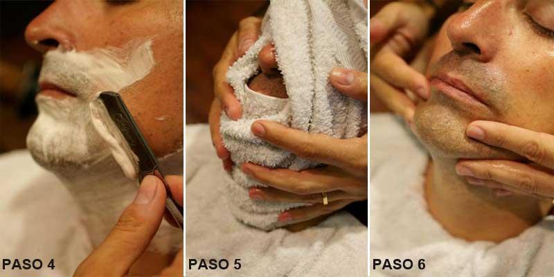 Cómo maximizar la experiencia sensorial en el protocolo de afeitado