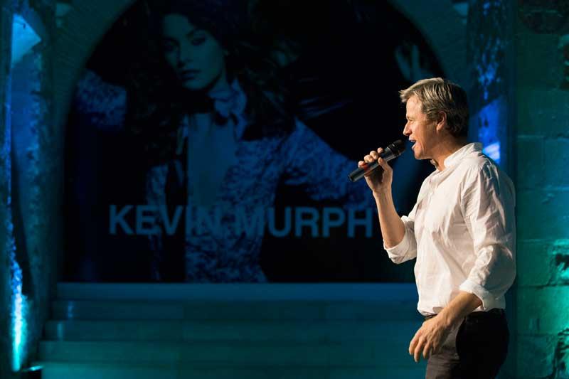 Inspiración y técnica en el exclusivo show Inspire.Me Barcelona de Kevin.Murphy