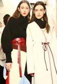 El look con ondas de ghd para Roksanda durante la Semana de la Moda de Londres