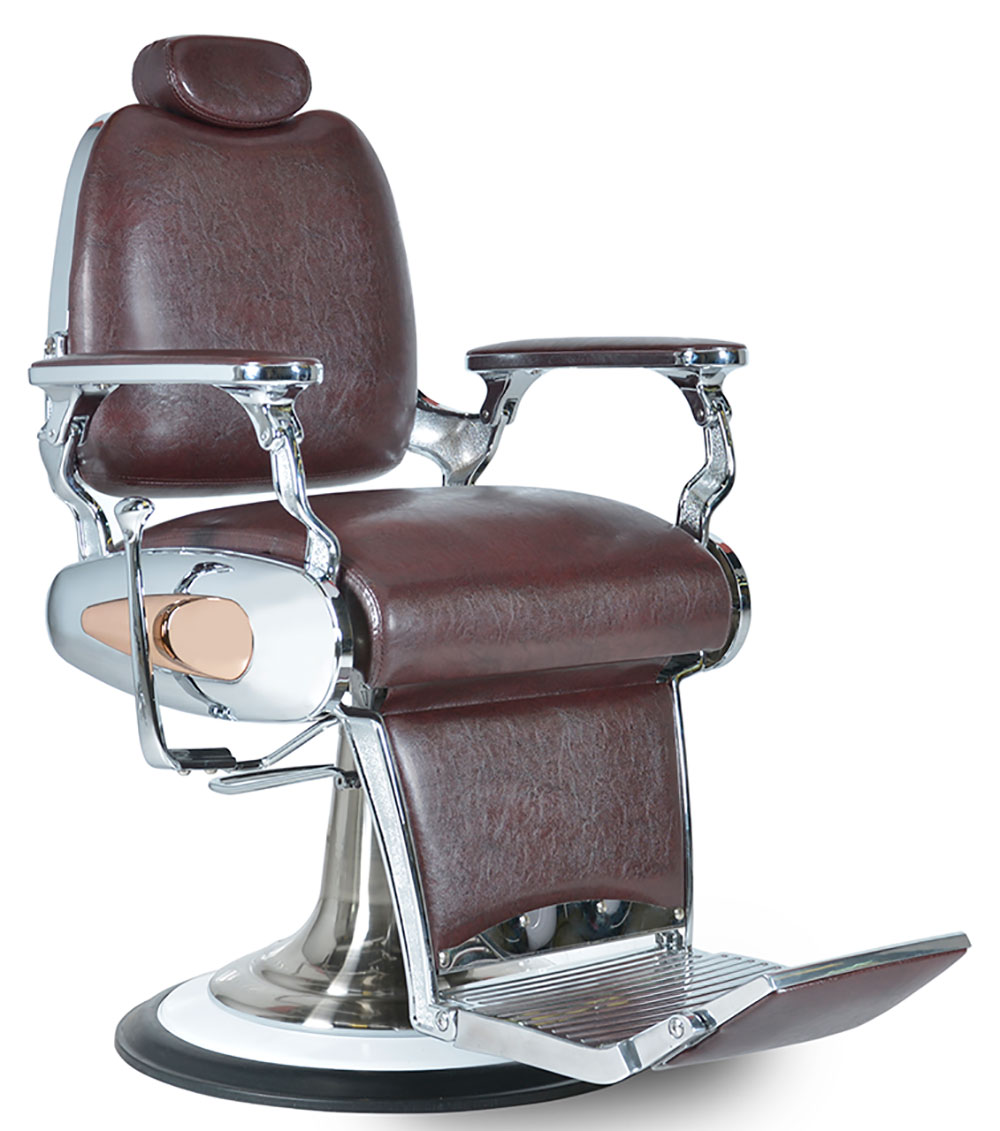 sillon barbero afeitar