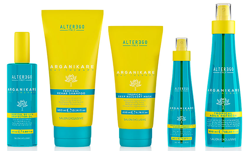 Arganikare Day Therapy Tropical
