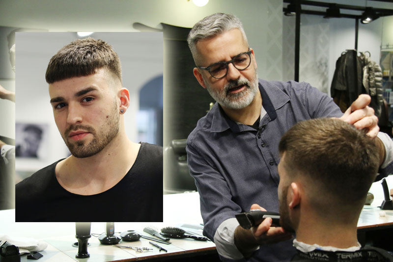 Jordi Pérez - cortes masculinos