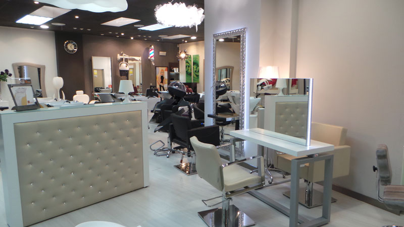 System Forme - Mobiliario peluquería y estética