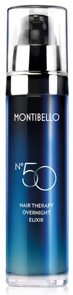 Montibello - Nº 50 Hair Therapy Overnight Elixir