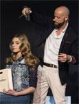 Kevin.Murphy, marca oficial de peluquería de la pasarela Costura España-Madrid Bridal Week