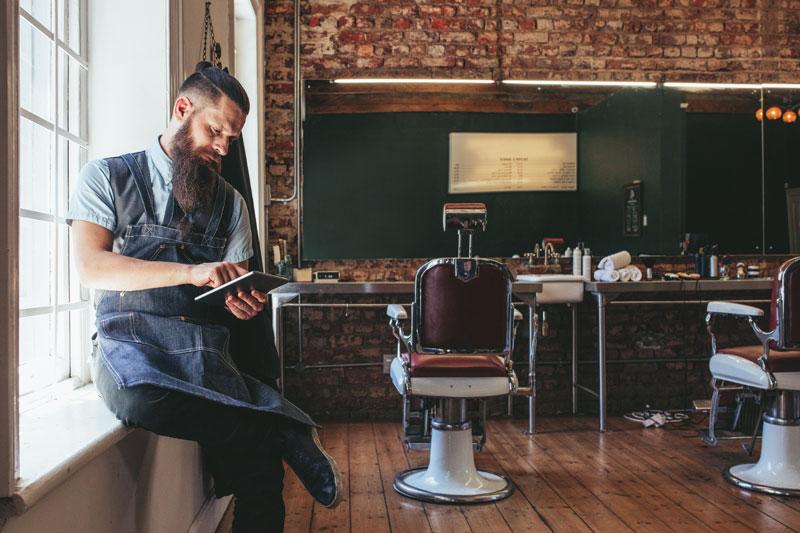 Barbería on-line