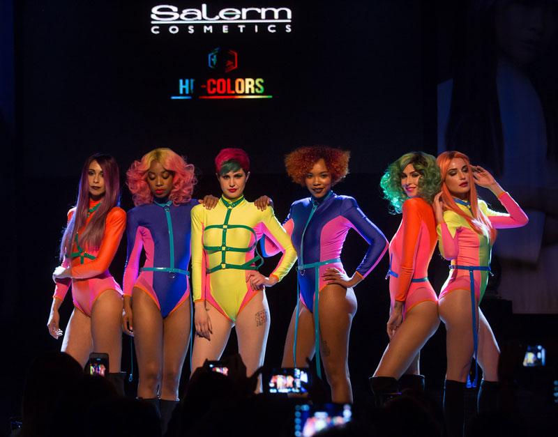 Salerm Cosmetics - Gala HD Colors