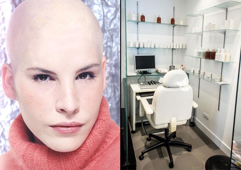 Peluquería oncológica