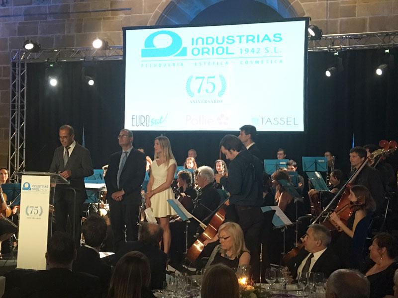 Industrias Oriol - 75º aniversario