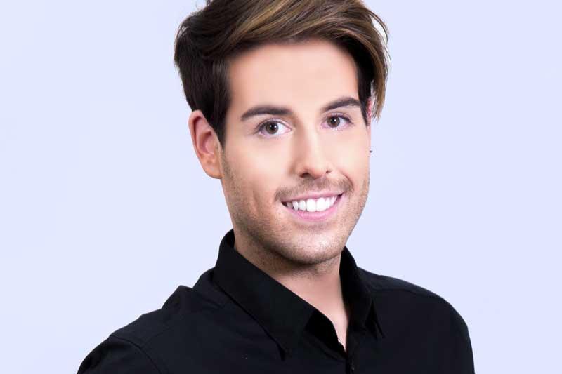 Miguel Silva representa a nuestro país en la gala International Beauty Stylist 16-17