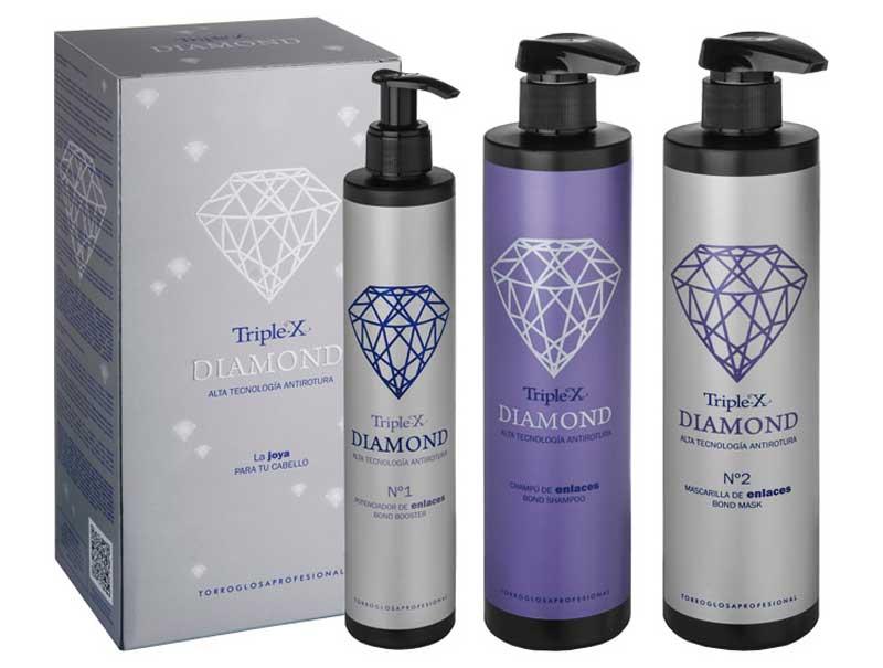 Triple-X, el secreto de Torroglosa Profesional para lucir un cabello perfecto