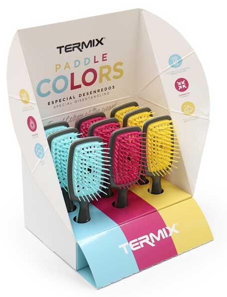 Adiós a los enredos con los Paddle Colors de Térmix