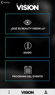 Ya está disponible la app Beauty Vision 2017