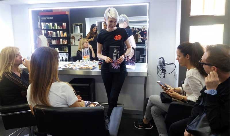 Beauty Market participa en el open day de Kevin.Murphy en Backstage BCN