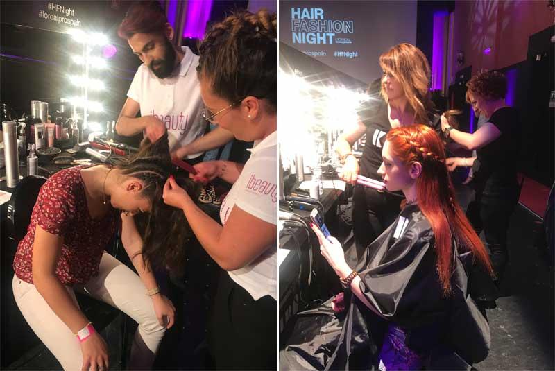 La Hair Fashion Night celebra la gran fiesta de la peluquería