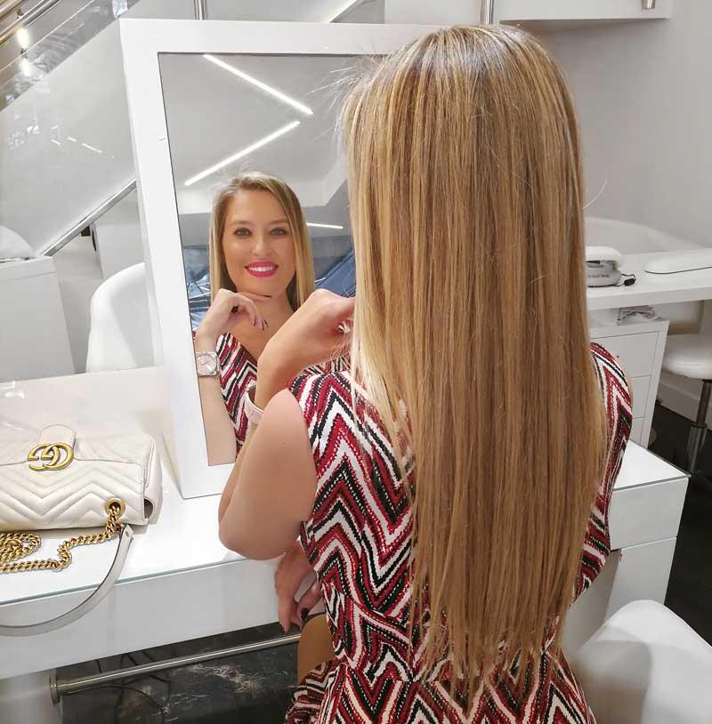 Lara Martín-Gilarranz: 'Un peluquero puede convertirse en un amigo'
