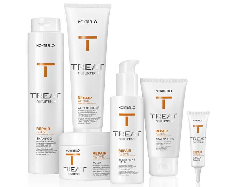 Treat Naturtech Repair Active, tratamiento restaurador que realza la belleza del cabello