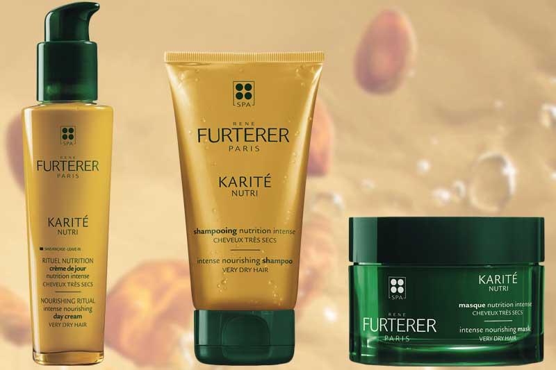 Karité Hydra y Nutri, nuevos rituales para hidratar hasta los cabellos más secos
