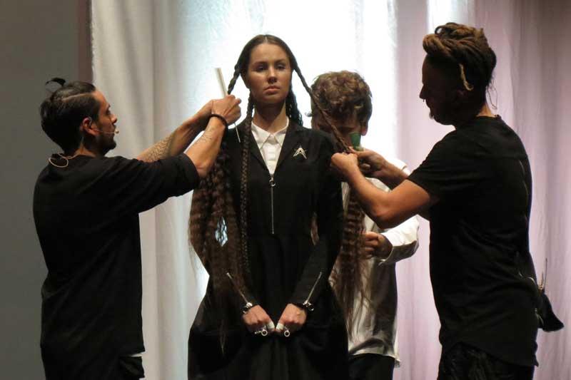 Beauty Vision, el gran espectáculo de la peluquería