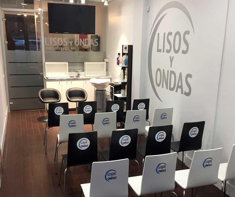 Lisos y Ondas organiza una jornada de puertas abiertas en su centro técnico de Madrid