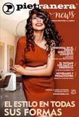 El nuevo número de Pietranera News refleja el estilo de la firma