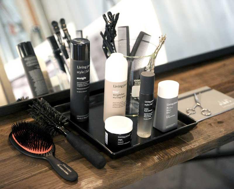 Novo programa Salon Lover de Living Proof