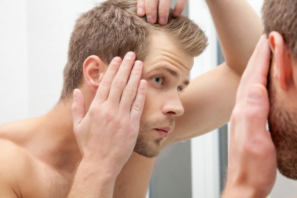 Cuidados tras un trasplante de pelo