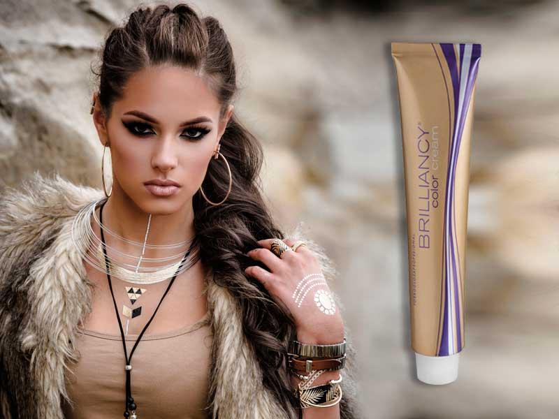 Brilliancy Color Cream, coloración de alto rendimiento y cuidado capilar de Torroglosa Profesional