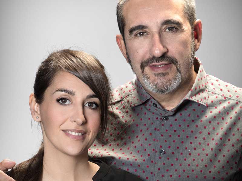 Gonzalo y Ziortza Zarauza, finalistas en los Premios AIPP 2017