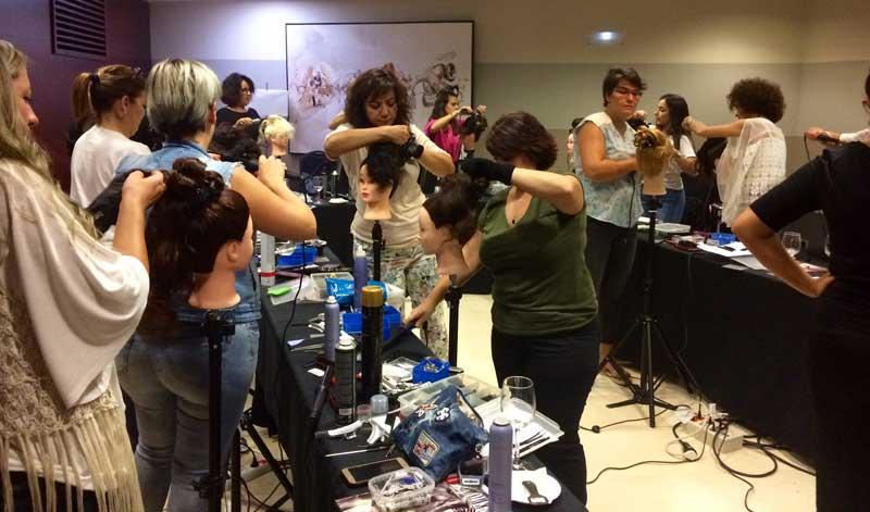Encarna Moreno, estrena temporada con el inicio de sus ya famosos cursos de recogidos