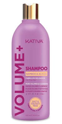Kativa Coconut e Kativa Volume+, gamas com ingredientes naturais que dão vida ao cabelo