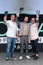 Gran final nacional del Colour Trophy de L'Oréal Professionnel