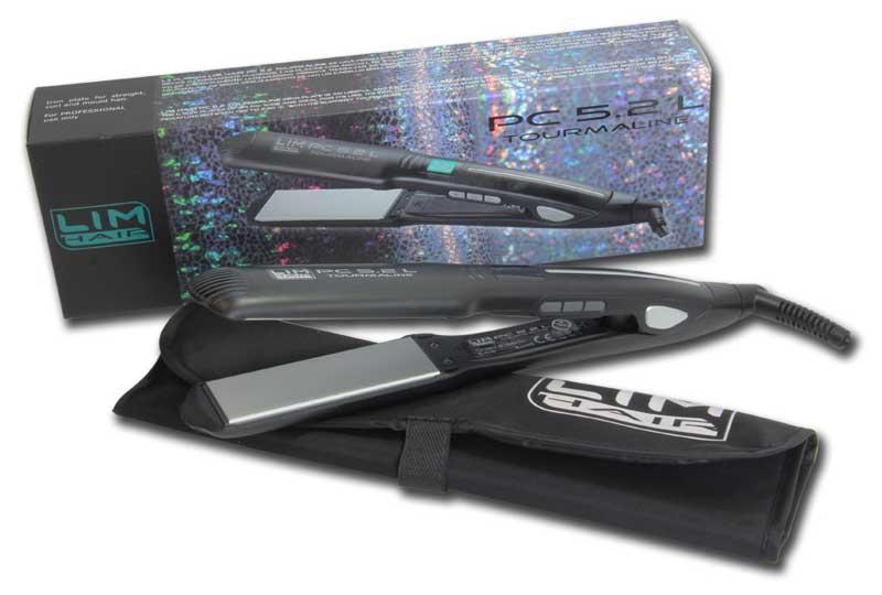 Ancho especial para un pulido perfecto y brillante con Lim Hair PC 5.2 Tourmaline