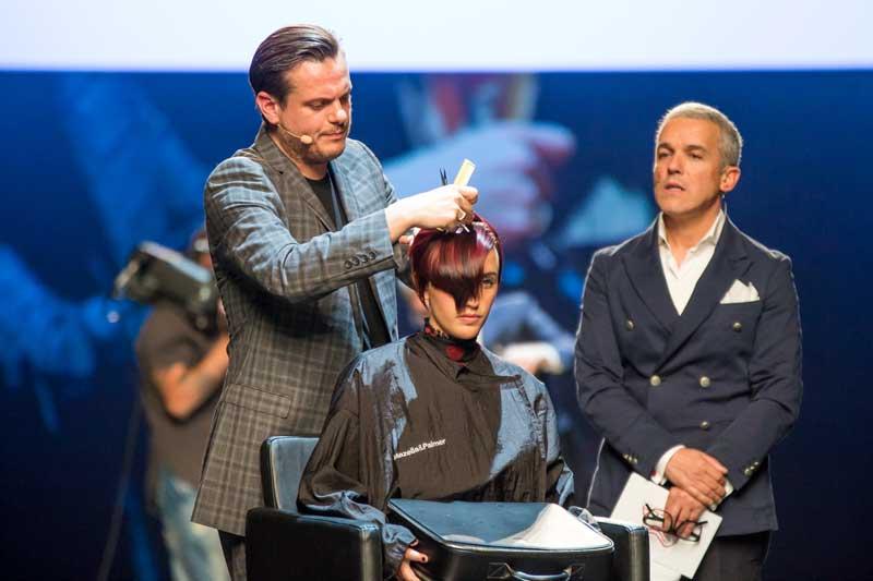 HairKrone, Wella Professionals, el Cult Team de Sebastian y Mazella&Palmer en un Show espectacular y sorprendente en el marco de Salón Look