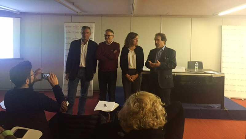 Intercoiffure España reúne, una vez más a sus socios en torno al Encuentro Amistad y Cultura en Salón Look